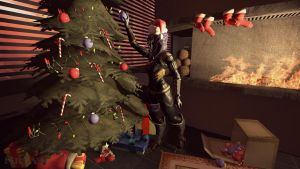 Tali'Zorah | Happy Christmas ! by SkayuGame
