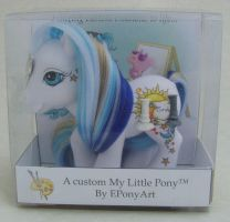 MLP Tarot The High Priestess by customlpvalley