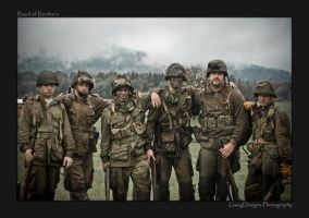 Band of Brothers by GwagDesigns