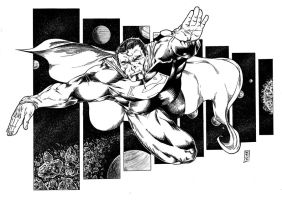 Superman 2011 by barfast