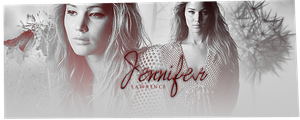 Jennifer Lawrence Signature by memorabledesign