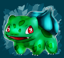 Bulbasaur Reloaded by Metterschlingel