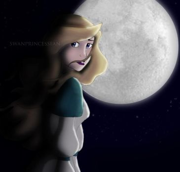 Haunted by the Moonlight by swanprincessfan