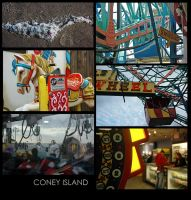 Coney Collection by faded-impression