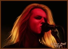 Mr Laiho V by MonicaHooda