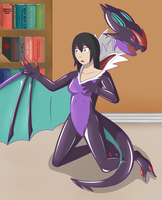 Noivern Living Suit