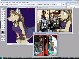 GAME WIP by Grion