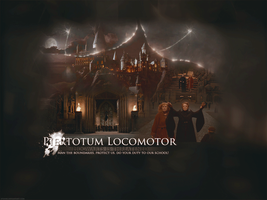 Harry Potter - Piertotum. by Spenne