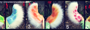 Spring Spotted Tails For Sale Buy Out by DexterousZombie
