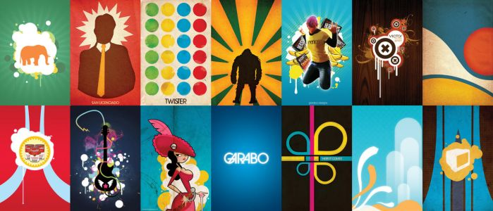 iPhone - iTouch wallpaper pack by GabO-GarabO
