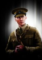 Captain Nicholls by HashtagGenius