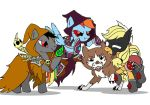 WarPony : For A Herd by DocGrowth