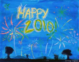 Happy 2010 by margemagtoto