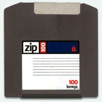 ZIP Disk icon by jasonh1234