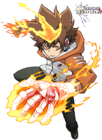 Render Tsuna by AiriStar