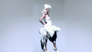 'Puke On Gaga' Interlude .gif by SarahRotter