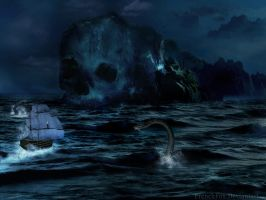 Skull Island by frenchfox