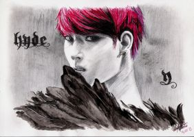 N from VIXX - hyde concept by AkiKumiko