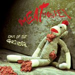 Meat Monkey CD Cover - Front by GiantMosquito