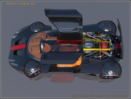 Supercar Concept47doors Open by Scifiwarships