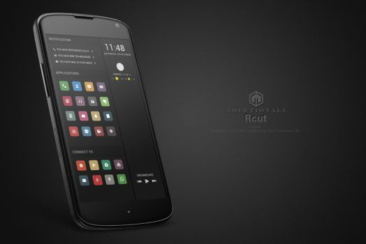 Rcut by solutionall