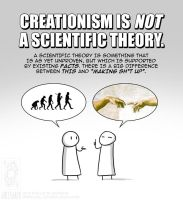 Creationism by jollyjack