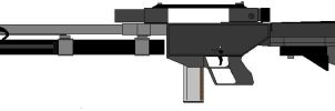 PEDS Weapons 3: The STRW Rifle by sucker1999