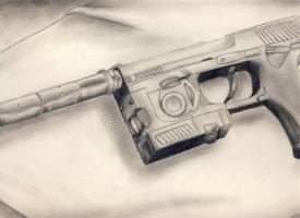 SOCOM - Art Homework by Scourge-Is-Awesome