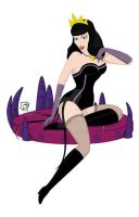 Ursula Page by smallvillereject