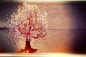 beads tree by Wunderling