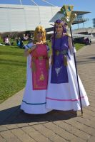 LSCC 2014 Zelda and Hilda by Lady-Avalon