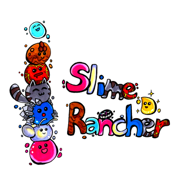 Slime Rancher by wooditus