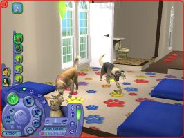 Sims 2 Pets Puppies!!! by Anime210freak