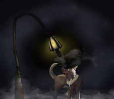 Until the Street Lamps Talk to You by XDeadDog