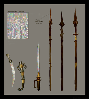Wind - Desert Weapons by parkurtommo