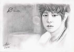 Taewoon from SPEED by AkiKumiko
