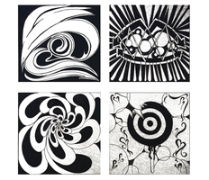 Abstract Designs by LadyluckMalice