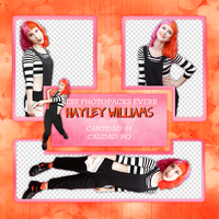 Png Pack 408 - Hayley Williams by BestPhotopacksEverr