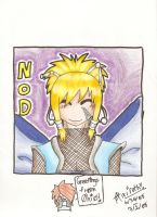 Nod - The Smiling One by Axiroth
