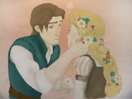 tangled by beriquito