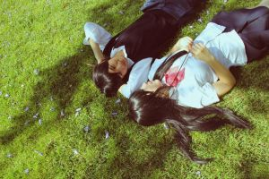 Kimi ni Todoke: Boy + Girl by mrdustinn