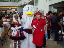 Gintama Cosplayers by Howlingstar89