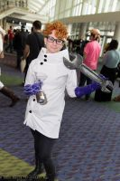 megacon 2014 Dexter by FiveFootFireStarter