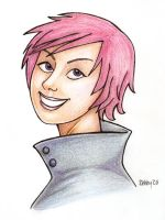 Tonks by quidwitch
