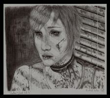 """""""Silent Hill 3: Heather"""" by OverlordMortiroth"""