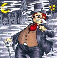 London After Midnight by Lacimehc