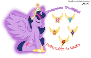 MLP: Tribute to Princess Twilight by SrMario