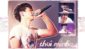 MinHo Wallpaper by SNSDLoveSNSD