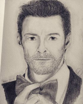 Hugh Jackman by Laily95