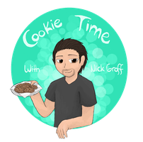 Cookie Time With Nick Groff by CascadingSerenity